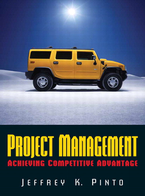 Project Management: Achieving Competitive Advantage