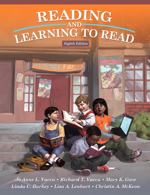 Reading and Learning to Read, CourseSmart eTextbook, 8th Edition