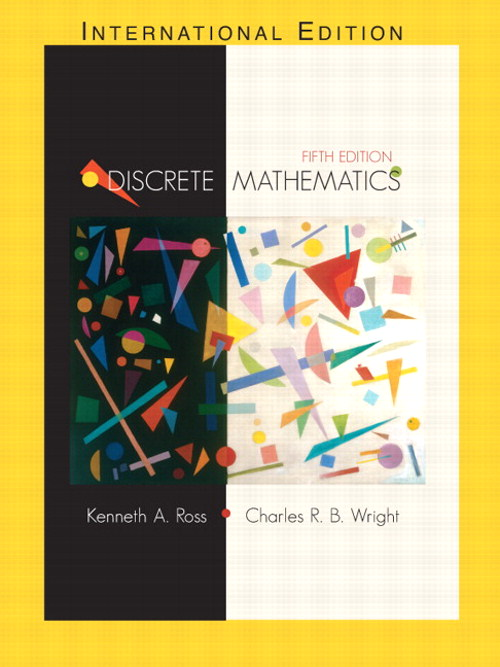 Discrete Mathematics, 5th Edition