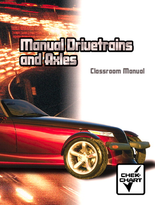 Cover image for Manual Drivetrains and Axles