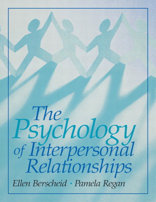 Psychology of Interpersonal Relationships, CourseSmart eTextbook, The