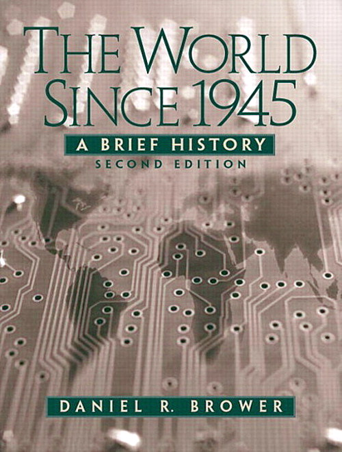 World Since 1945, The: A Brief History, CourseSmart eTextbook, 2nd Edition