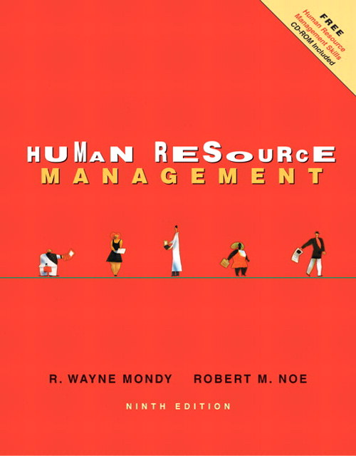Human Resource Management and Human Resource Management Skills CD, CourseSmart eTextbook, 9th Edition