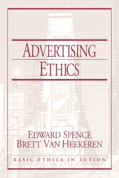 Advertising Ethics, CourseSmart eTextbook