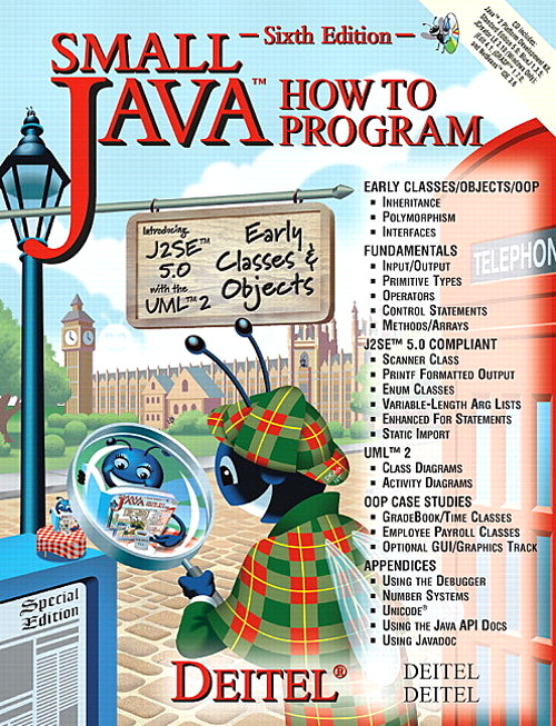 Small Java How to Program, CourseSmart eTextbook, 6th Edition