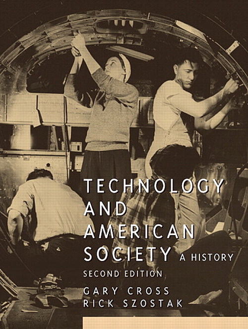 Technology and American Society, CourseSmart eTextbook, 2nd Edition