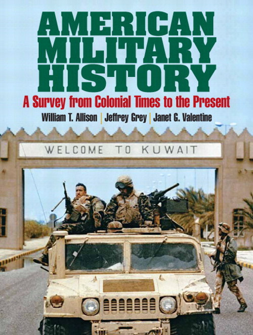 American Military History: A Survey from Colonial Times to the Present, CourseSmart eTextbook