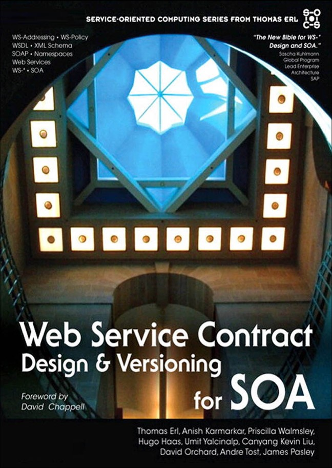 Web Service Contract Design and Versioning for SOA, Safari