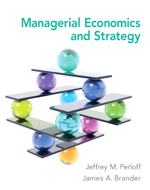 Managerial Economics and Strategy, CourseSmart eTextbook