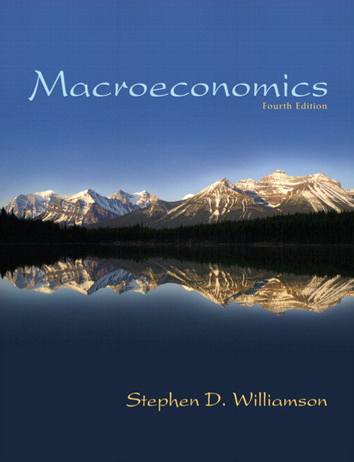 Macroeconomics, CourseSmart eTextbook, 4th Edition