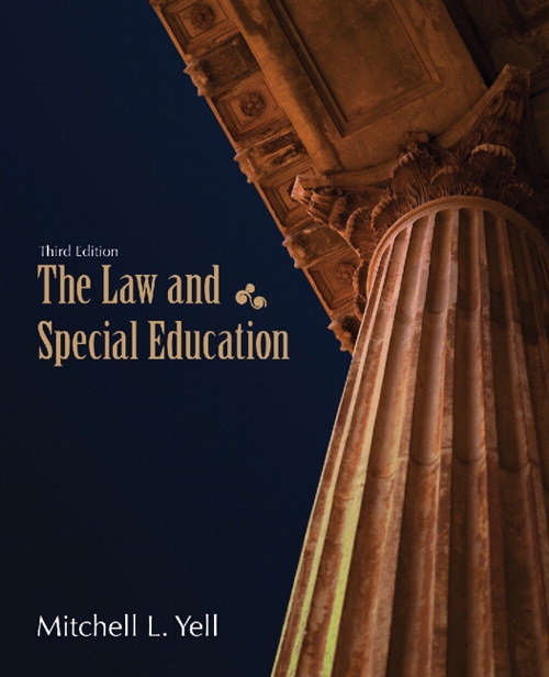Law and Special Education, The, CourseSmart eTextbook, 3rd Edition