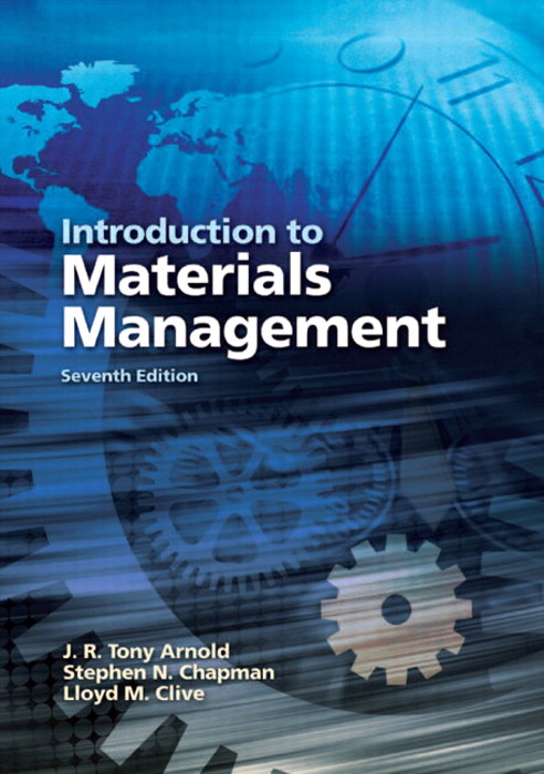 Introduction to Materials Management, CourseSmart eTextbook, 7th Edition
