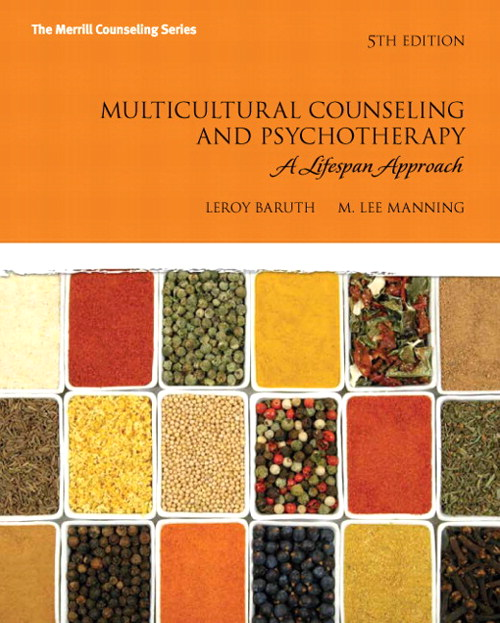 Multicultural Counseling and Psychotherapy: A Lifespan Approach, CourseSmart eTextbook, 5th Edition