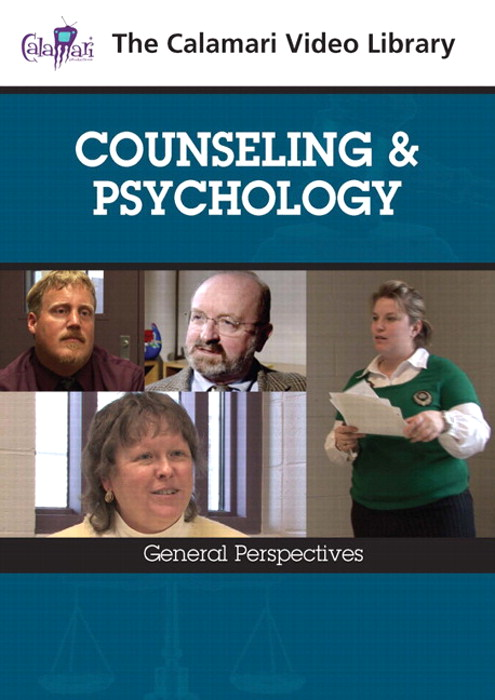 Counseling & Psychology: General Perspectives