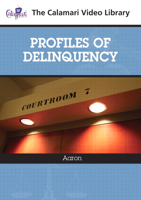 Profiles of Delinquency: Aaron