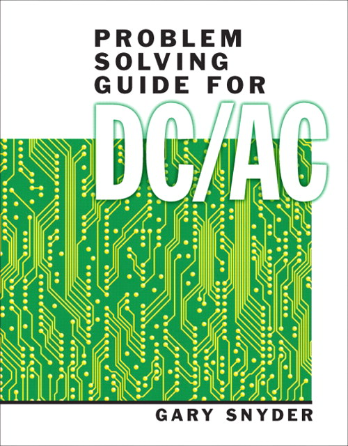Problem Solving Guide for DC/AC, CourseSmart eTextbook