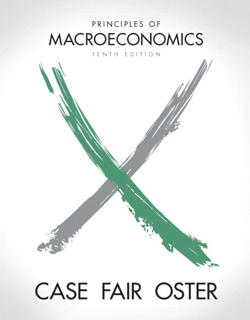 Principles of Macroeconomics, CourseSmart eTextbook, 10th Edition