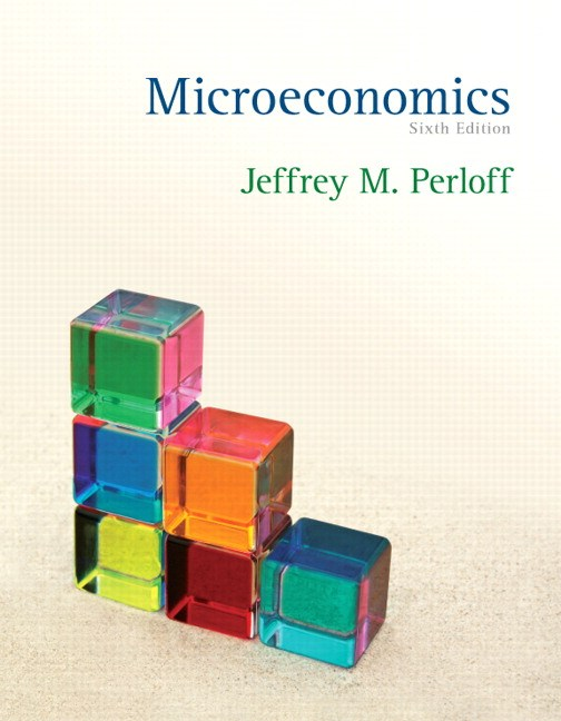 Microeconomics, CourseSmart eTextbook, 6th Edition