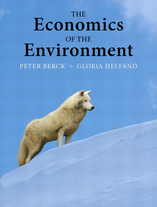 Economics of the Environment, CourseSmart eTextbook