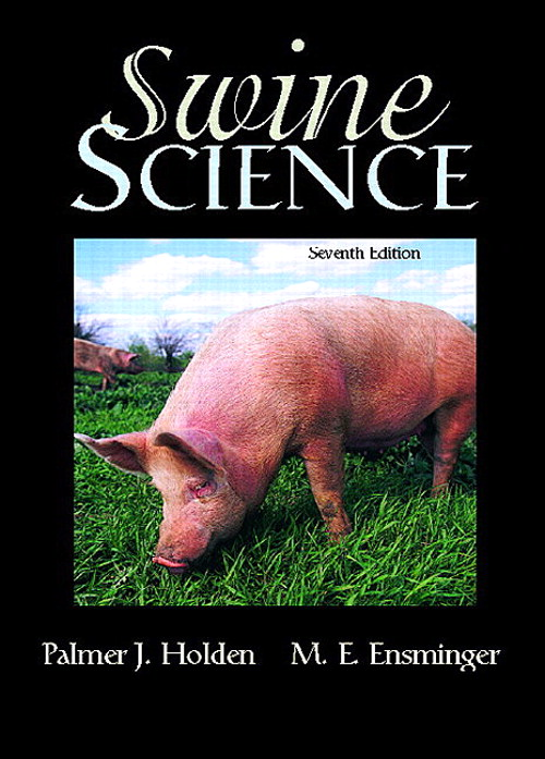 Swine Science, CourseSmart eTextbook, 7th Edition