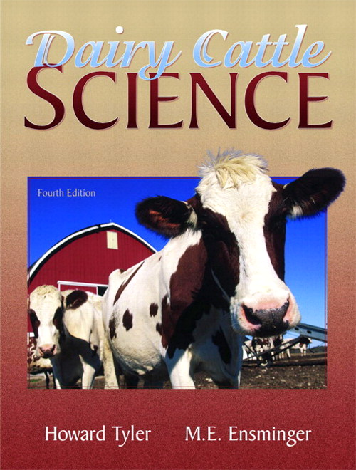 Dairy Cattle Science, CourseSmart eTextbook, 4th Edition
