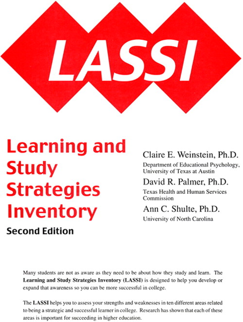 Cover image for LASSI, 2nd Edition