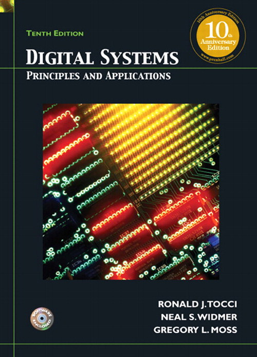 Digital Systems: Principles and Applications, 10th Edition