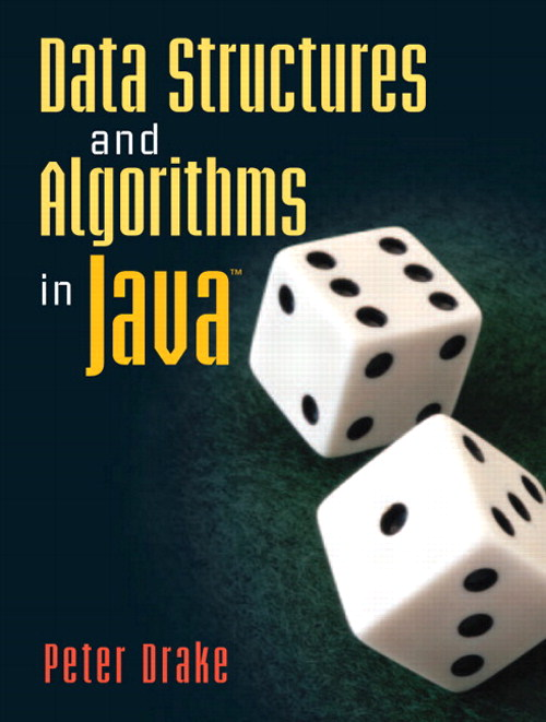 Data Structures and Algorithms in Java, CourseSmart eTextbook