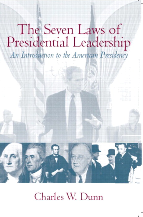 Seven Laws of Presidential Leadership, CourseSmart eTextbook