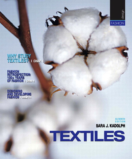 Textiles, CourseSmart eTextbook, 11th Edition