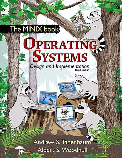 Operating Systems Design and Implementation, CourseSmart eTextbook, 3rd Edition