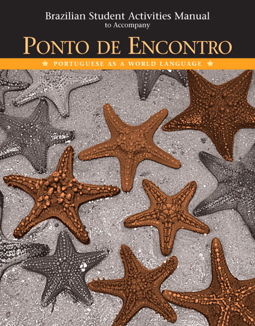 Cover image for Brazilian Activities Manual for Ponto de Encontro: Portuguese as a World Language