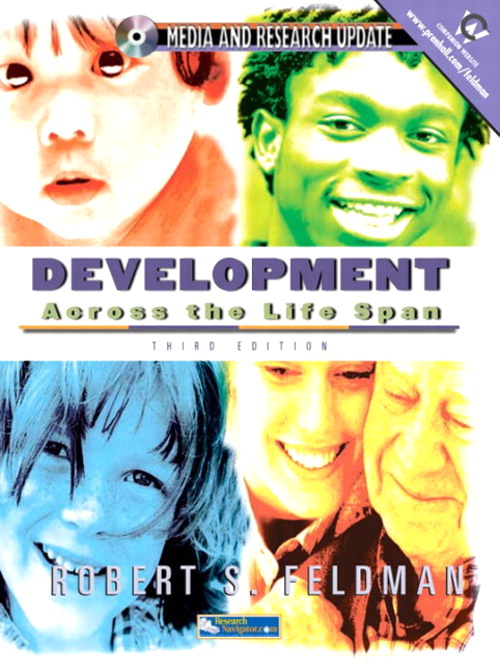 Development Across the Life Span, Media & Research Update, 3rd Edition