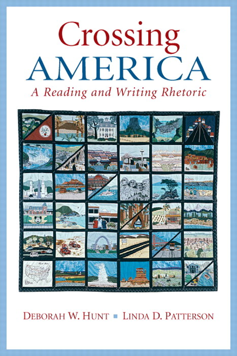 Crossing America: A Reading and Writing Rhetoric