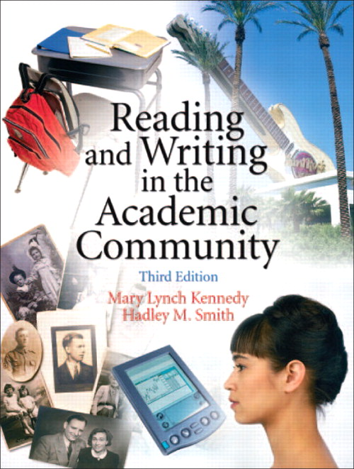 Reading and Writing in the Academic Community, 3rd Edition