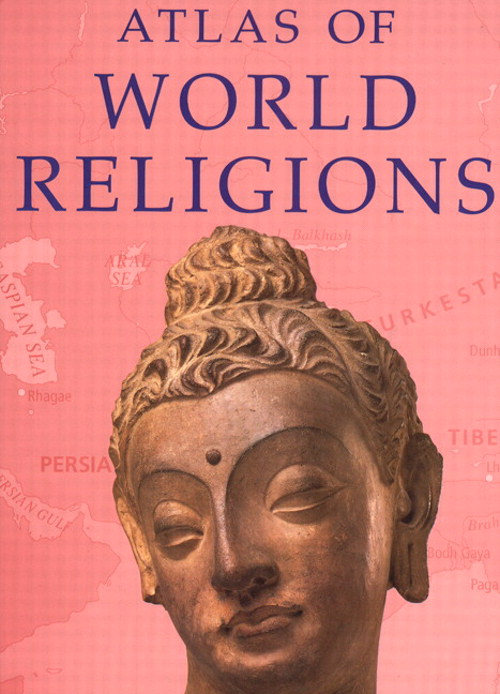 Cover image for Atlas of World Religions