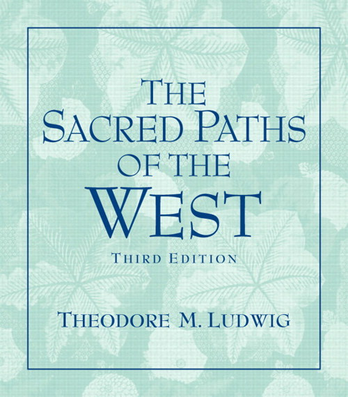 Sacred Paths of the West, The, CourseSmart eTextbook, 3rd Edition