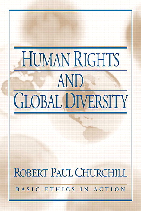 Human Rights and Global Diversity, CourseSmart eTextbook