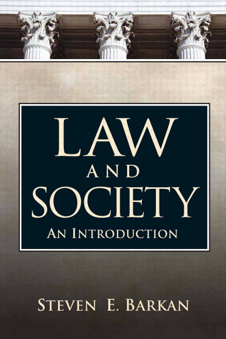 Law and Society, CourseSmart eTextbook