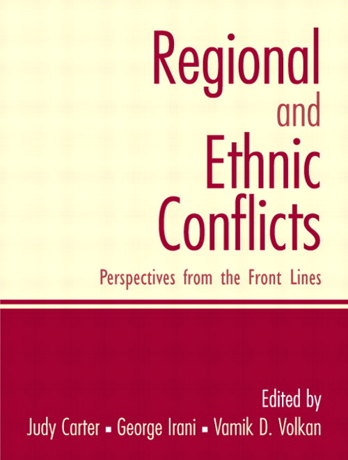 Regional and Ethnic Conflicts: Perspectives from the Front Lines, CourseSmart eTextbook