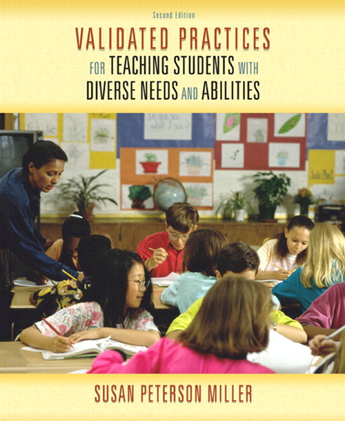 Validated Practices for Teaching Students with Diverse Needs and Abilities, CourseSmart eTextbook, 2nd Edition