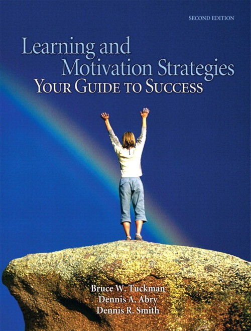 Learning and Motivation Strategies: Your Guide to Success, CourseSmart eTextbook, 2nd Edition