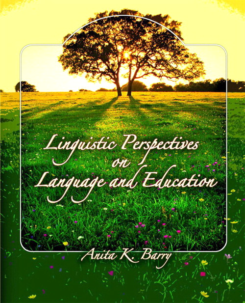 Linguistic Perspectives on Language and Education, CourseSmart eTextbook