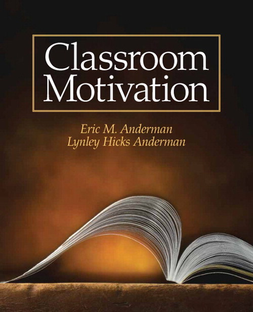 Classroom Motivation, CourseSmart eTextbook
