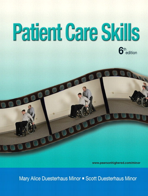 Patient Care Skills, 6th Edition