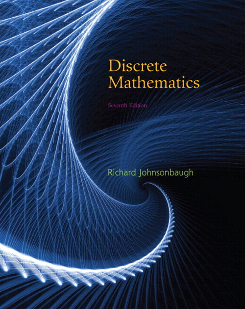 Discrete Mathematics, CourseSmart eTextbook, 7th Edition