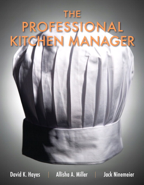 Professional Kitchen Manager, The, CourseSmart eTextbook