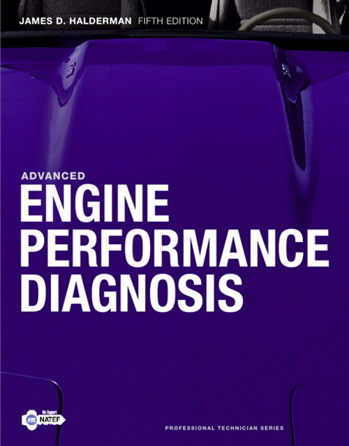 Advanced Engine Performance Diagnosis, CourseSmart eTextbook, 5th Edition