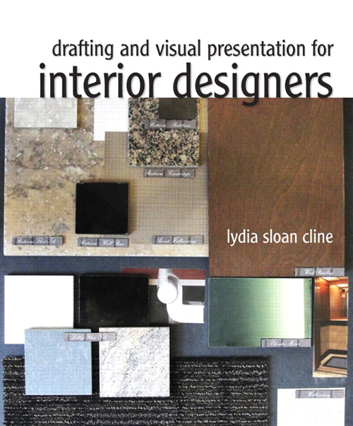 Drafting and Visual Presentation for Interior Designers, CourseSmart eTextbook