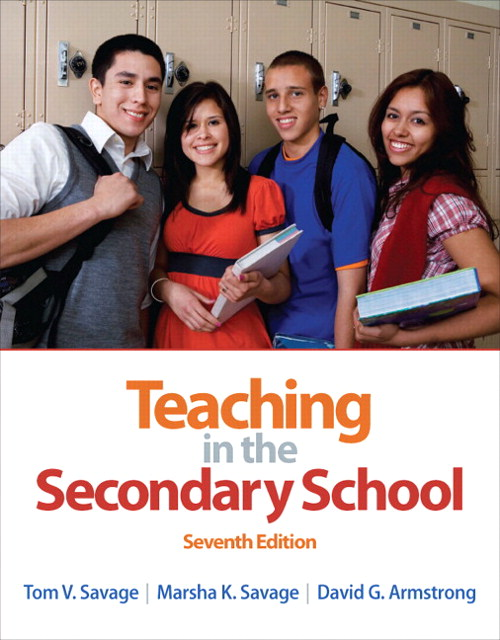 Teaching in the Secondary School, CourseSmart eTextbook, 7th Edition